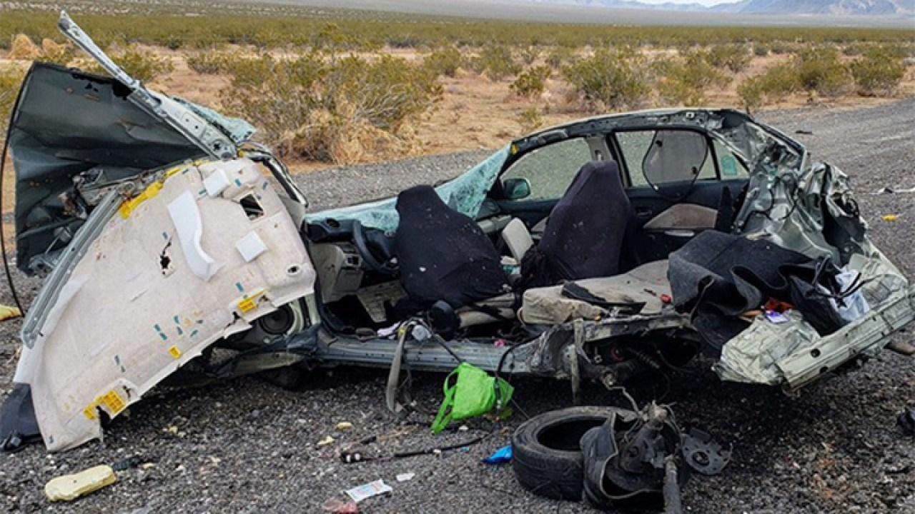 VIDEO: Dashcam video captures deadly semi-truck crash on US 93
