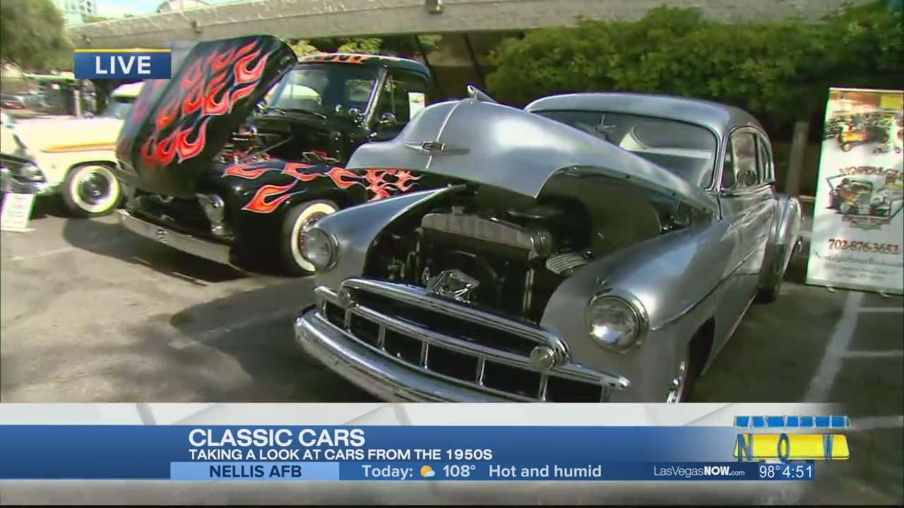 Taking a look at cars from the 1950s