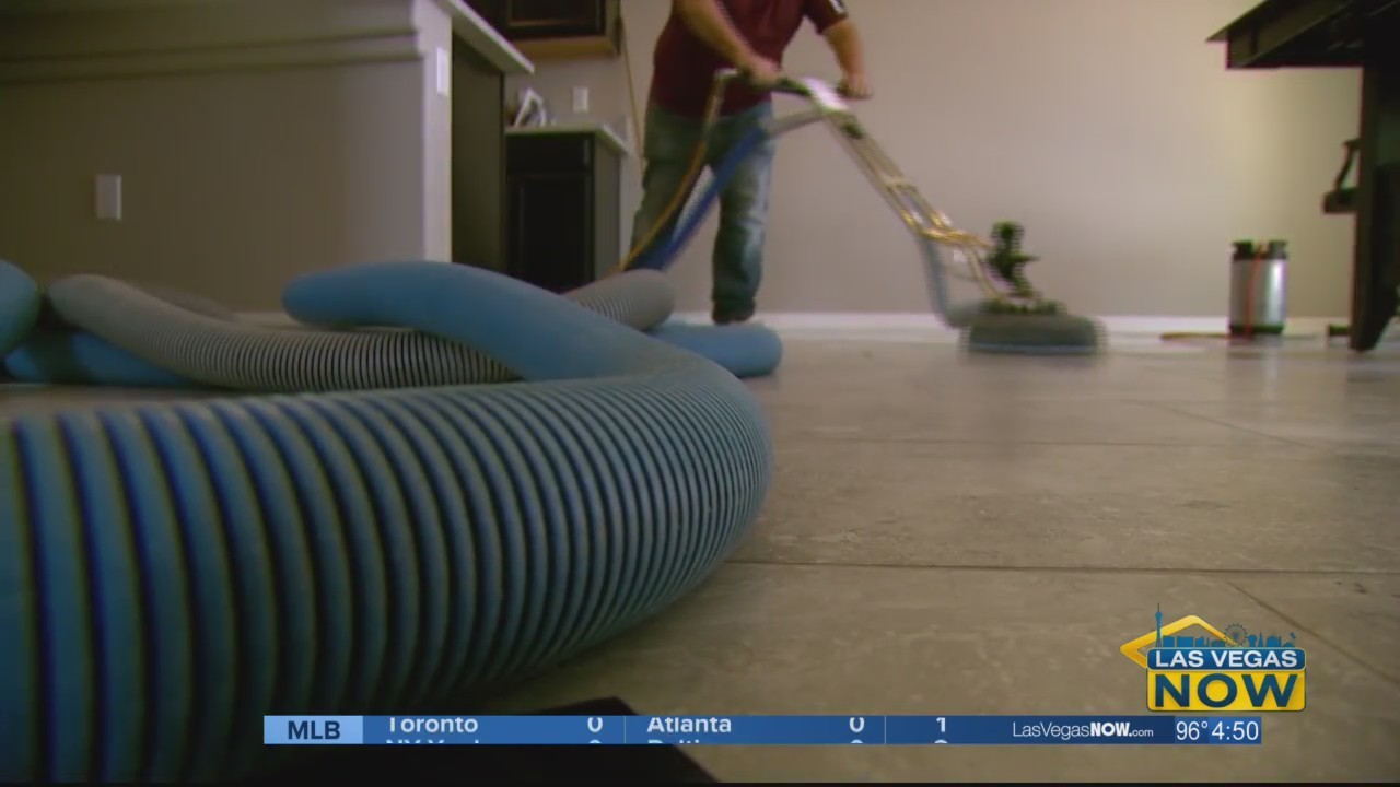 The science of clean carpet
