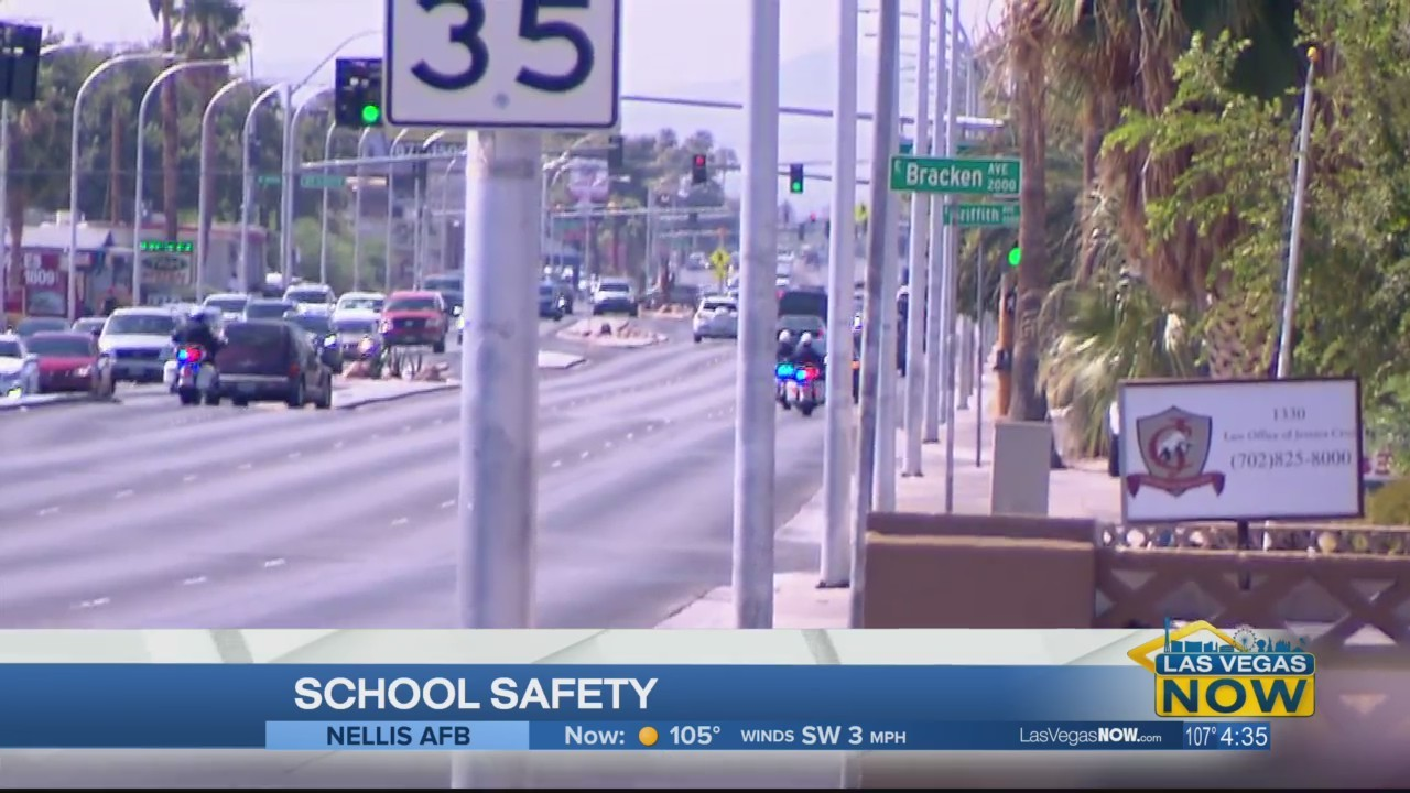 Attorney Eric Palacios discusses school safety