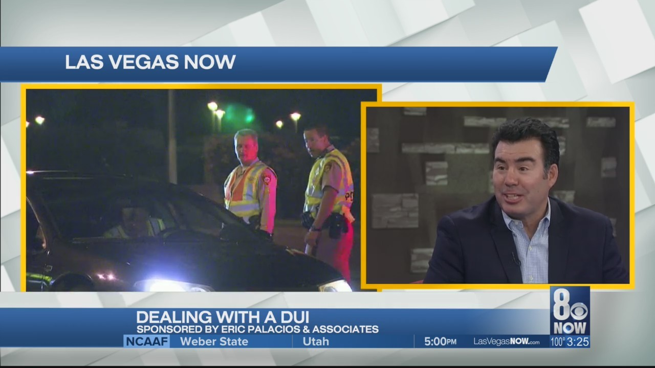Attorney Eric Palacios on the consequences of a DUI