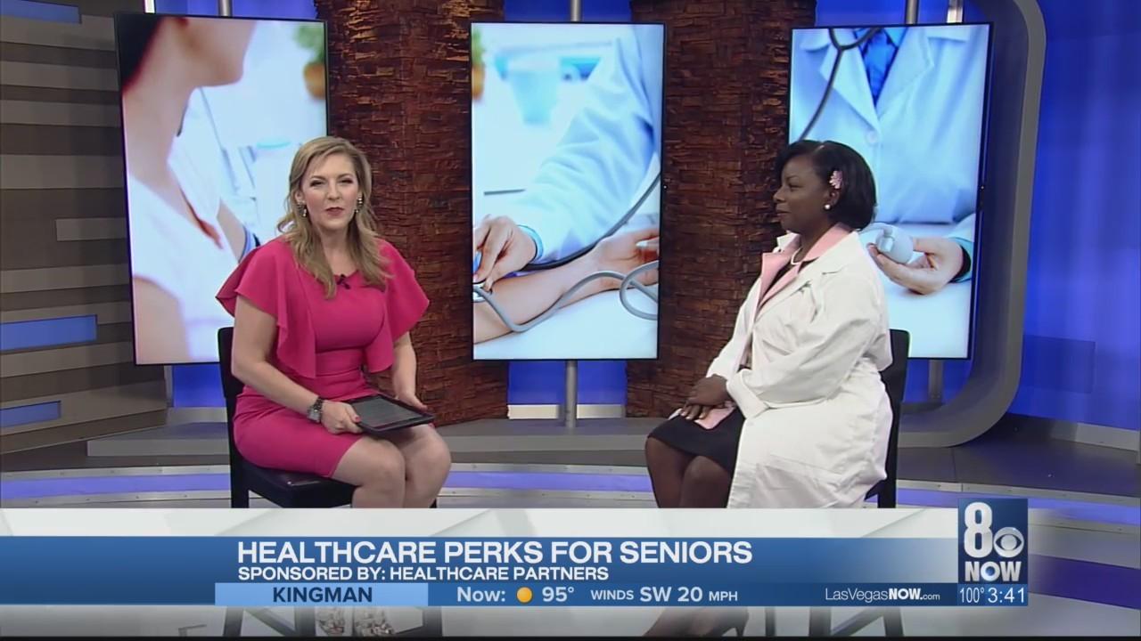 Healthcare perks for seniors