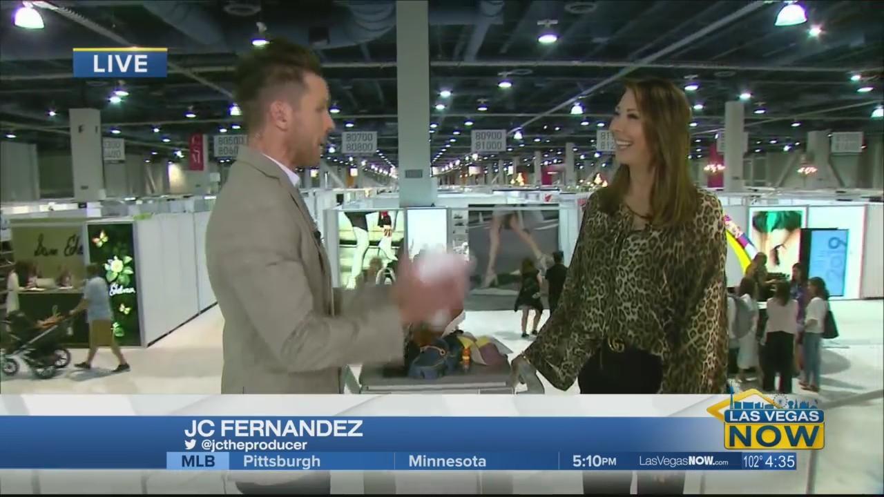 JC gets insider info on the latest footwear trends