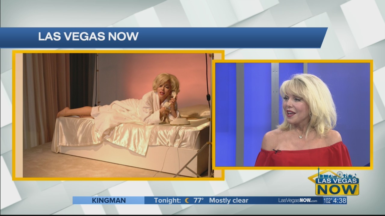 """Sunny Thompson discusses the new doc """"Becoming Marilyn Monroe"""""""