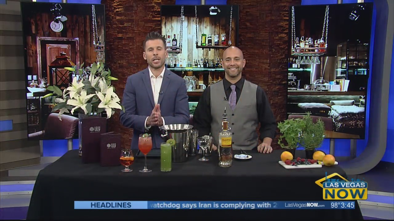 Cocktails to celebrate labor day