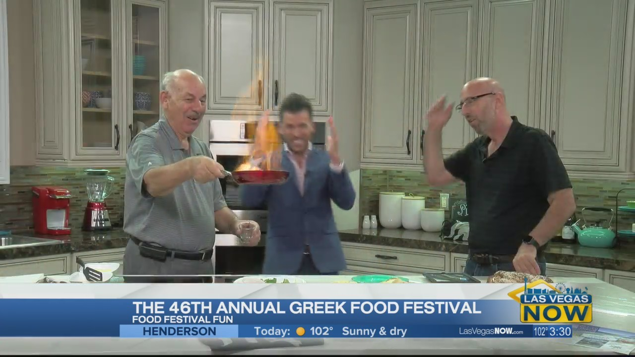 It's time for the 46th Annual Greek Food Fest