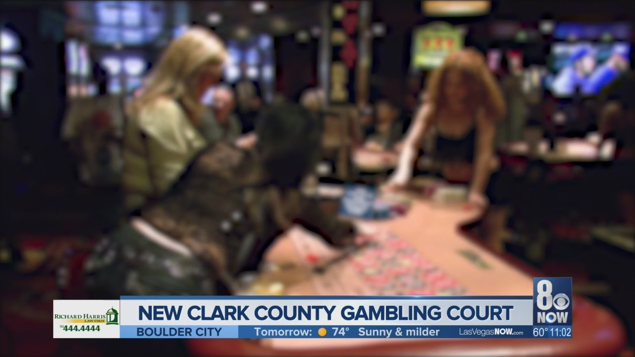 Clark County makes historic move by opening gambling court