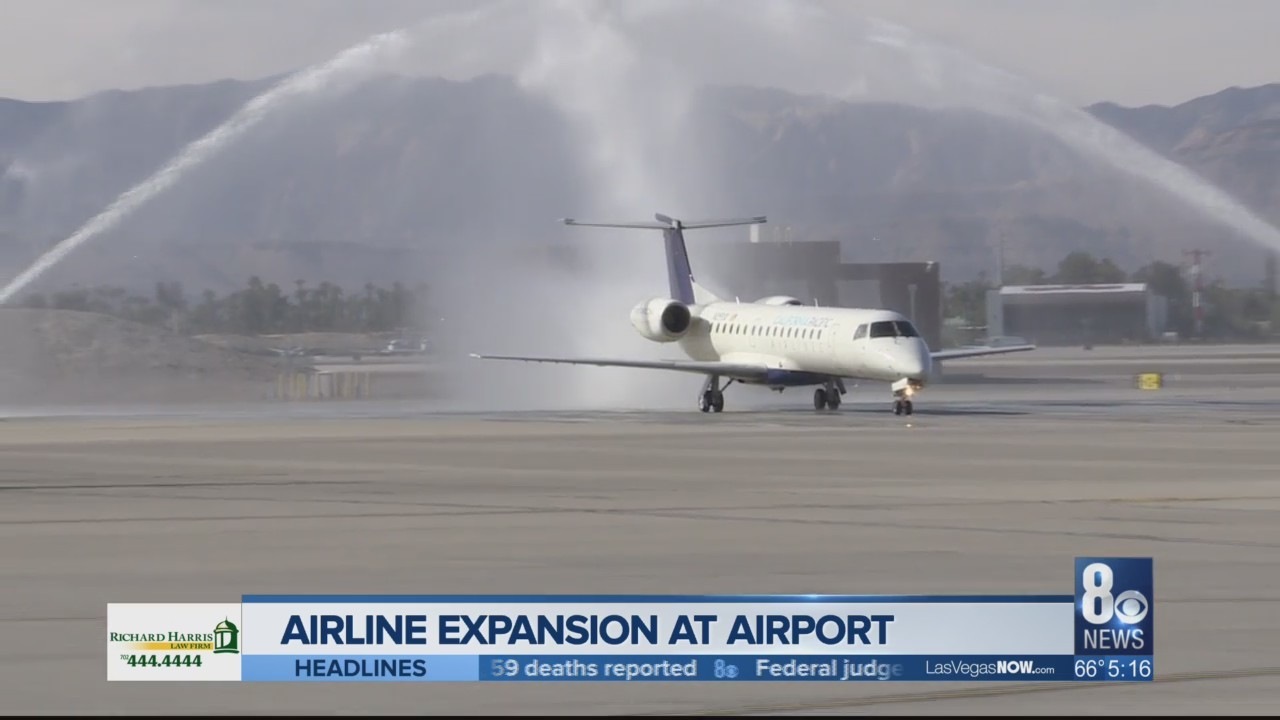 California Pacific Airlines touches down at McCarran as 4th