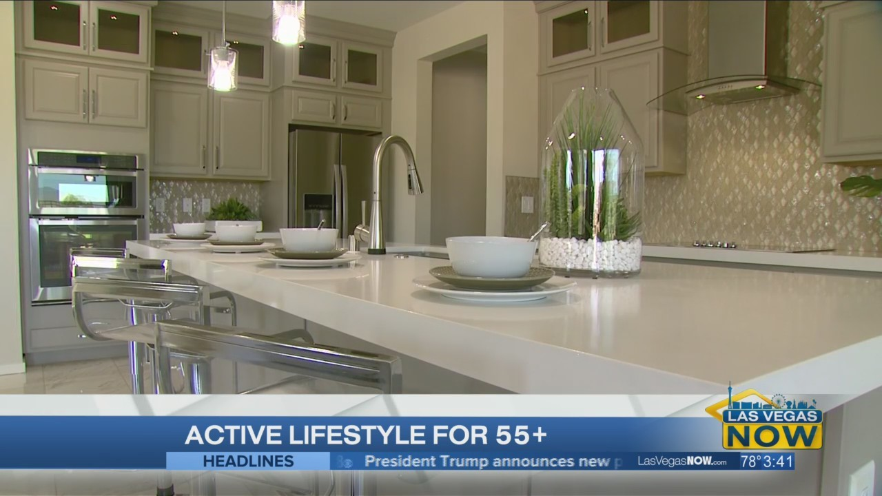 Life at Ovation Homes in Pahrump