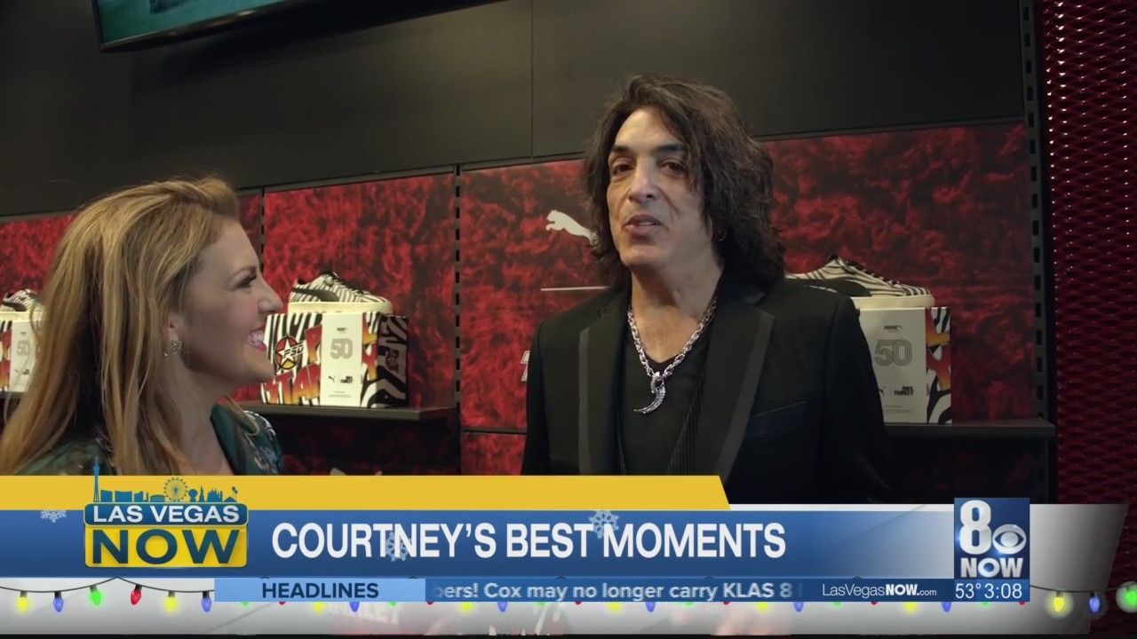 A look back at Courtney's interview with KISS front man Kiss Stanley