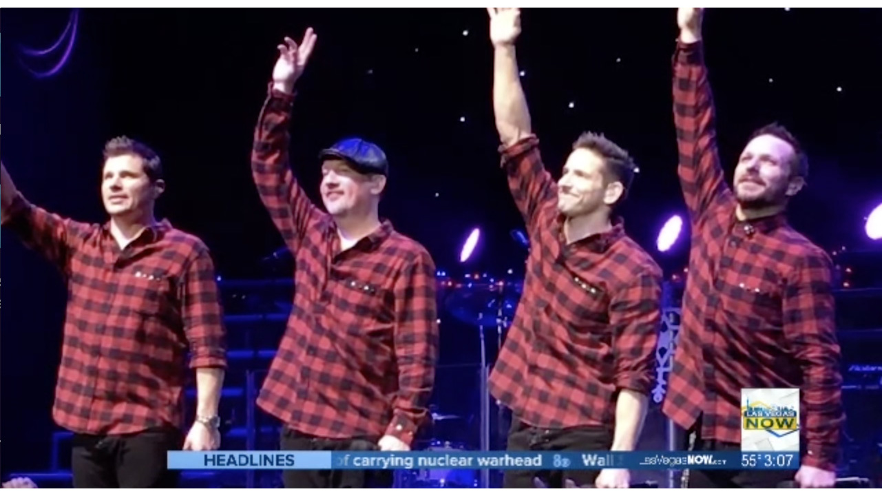 JC catches up with Jeff Timmons of 98 degrees