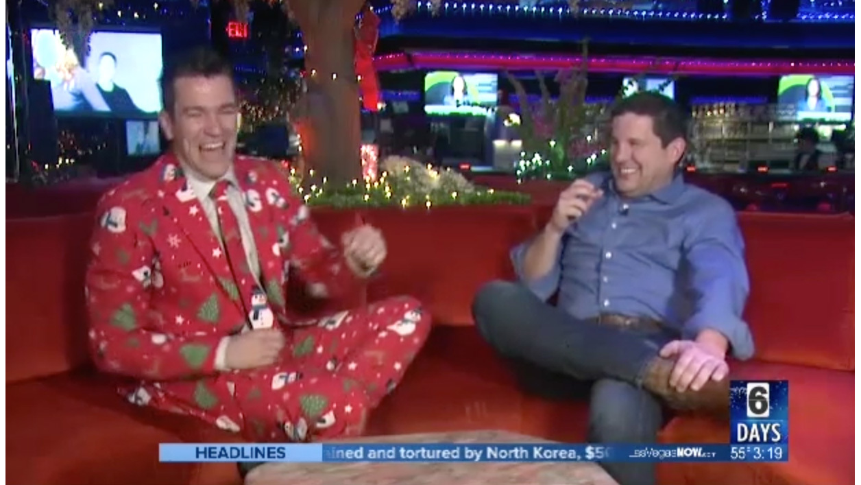 Juggling the holidays with Jeff Civillico