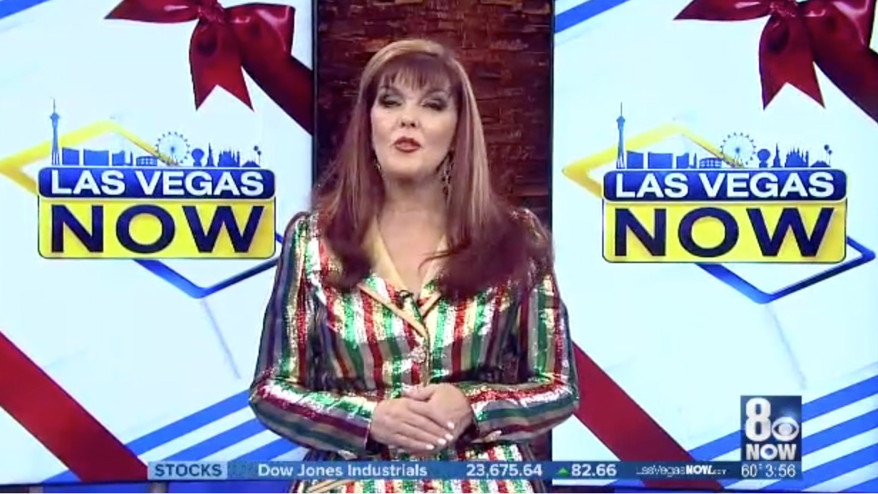 Linda Suzanne's Rockin' Christmas is Friday Dec. 21st