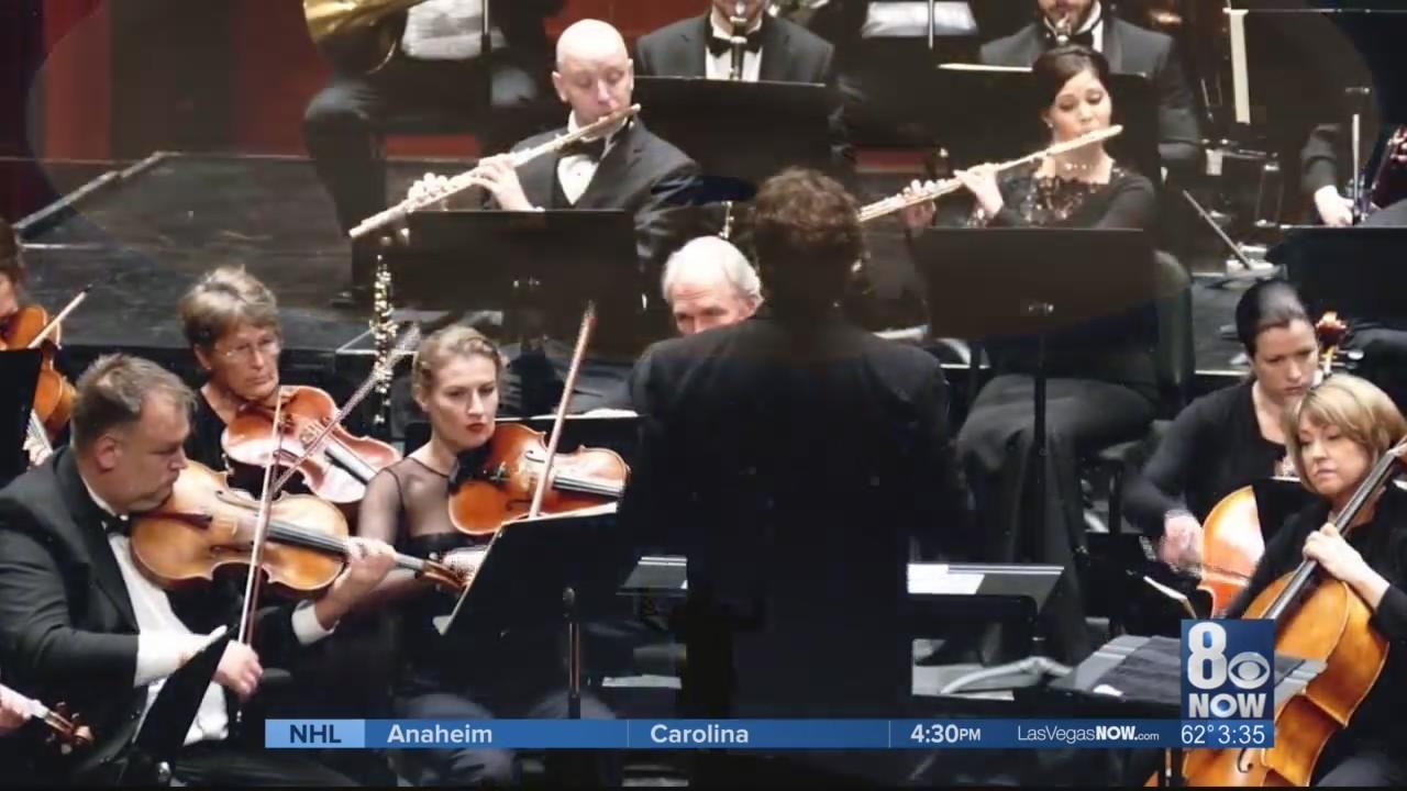 The Las Vegas Philharmonic is celebrating their 20th anniversary