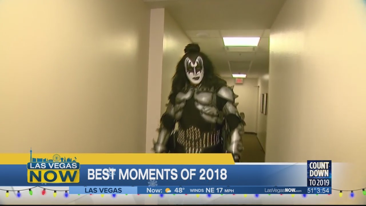 The best moments of 2018
