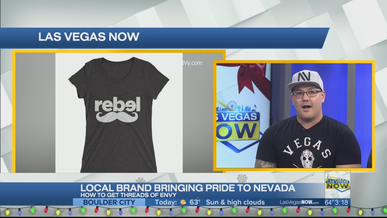 Threads of Envy brings pride to Nevada