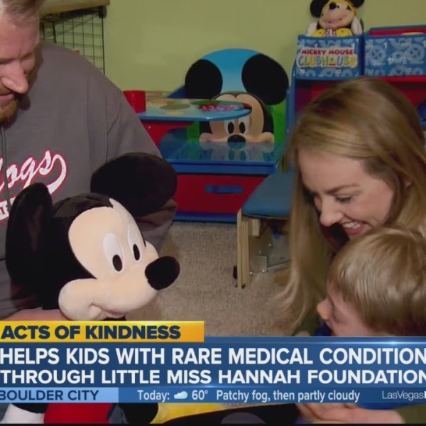 AOK: Little Miss Hannah Foundation