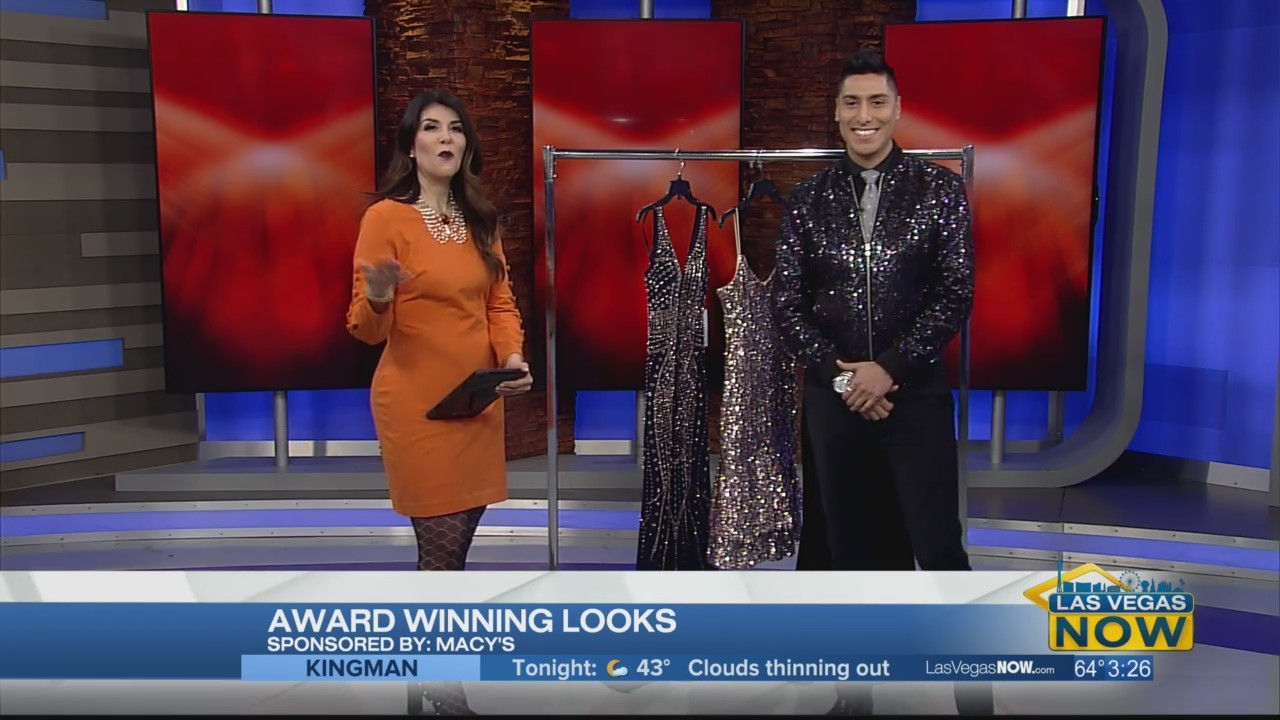 Award winning looks at Macy's