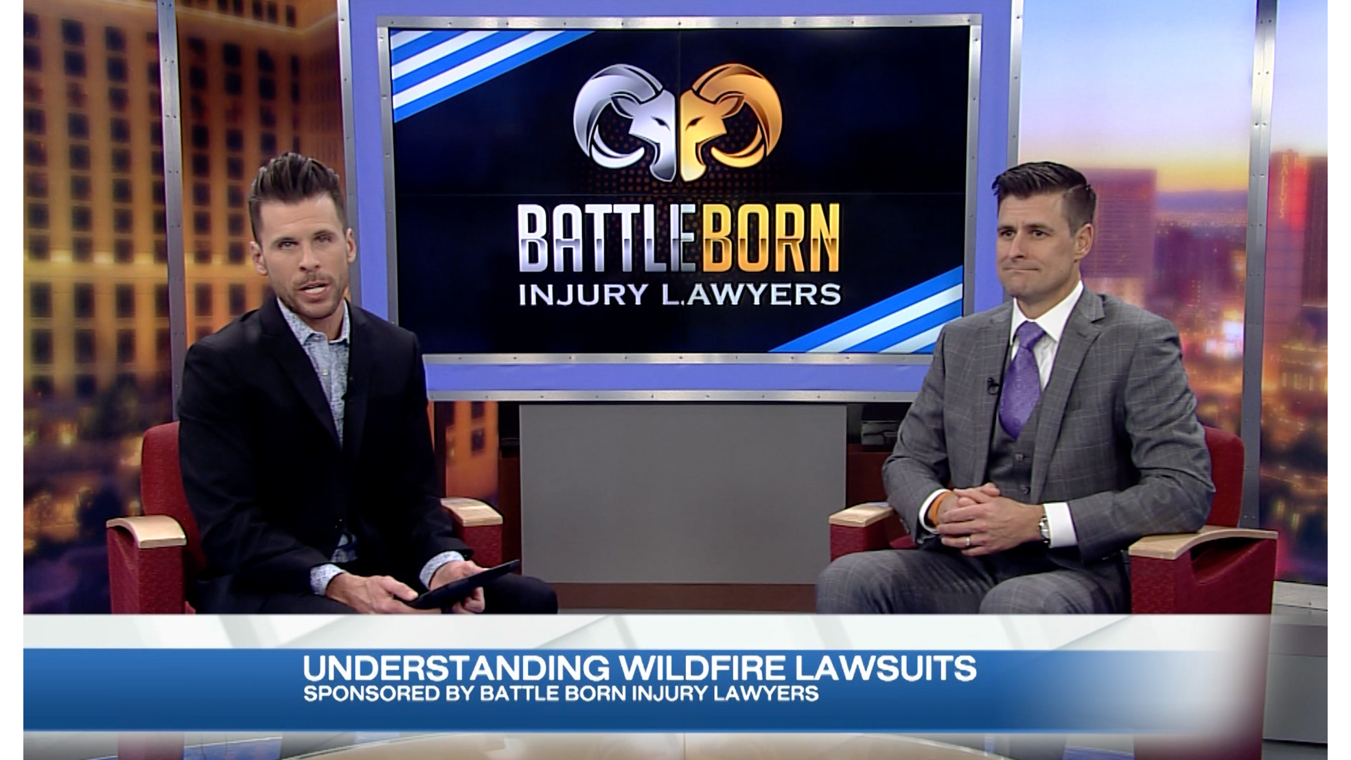 Battle Born Lawyers discuss the wildfire lawsuits