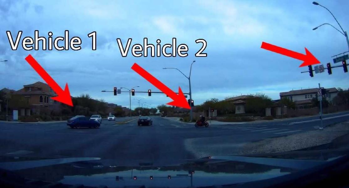 NHP: Dash cam video shows both parties responsible for