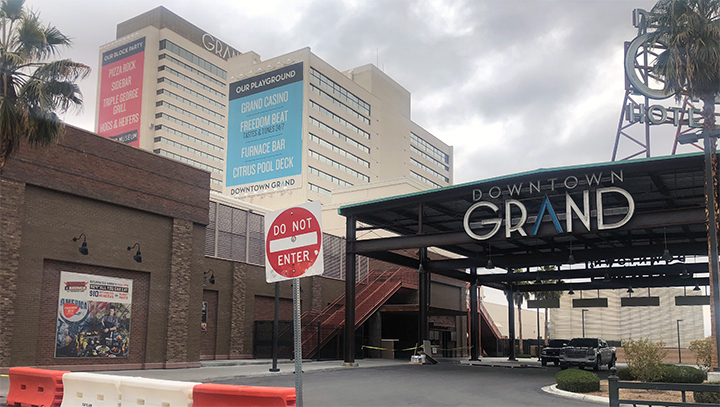 Downtown Grand Hotel Casino Adding A New Tower