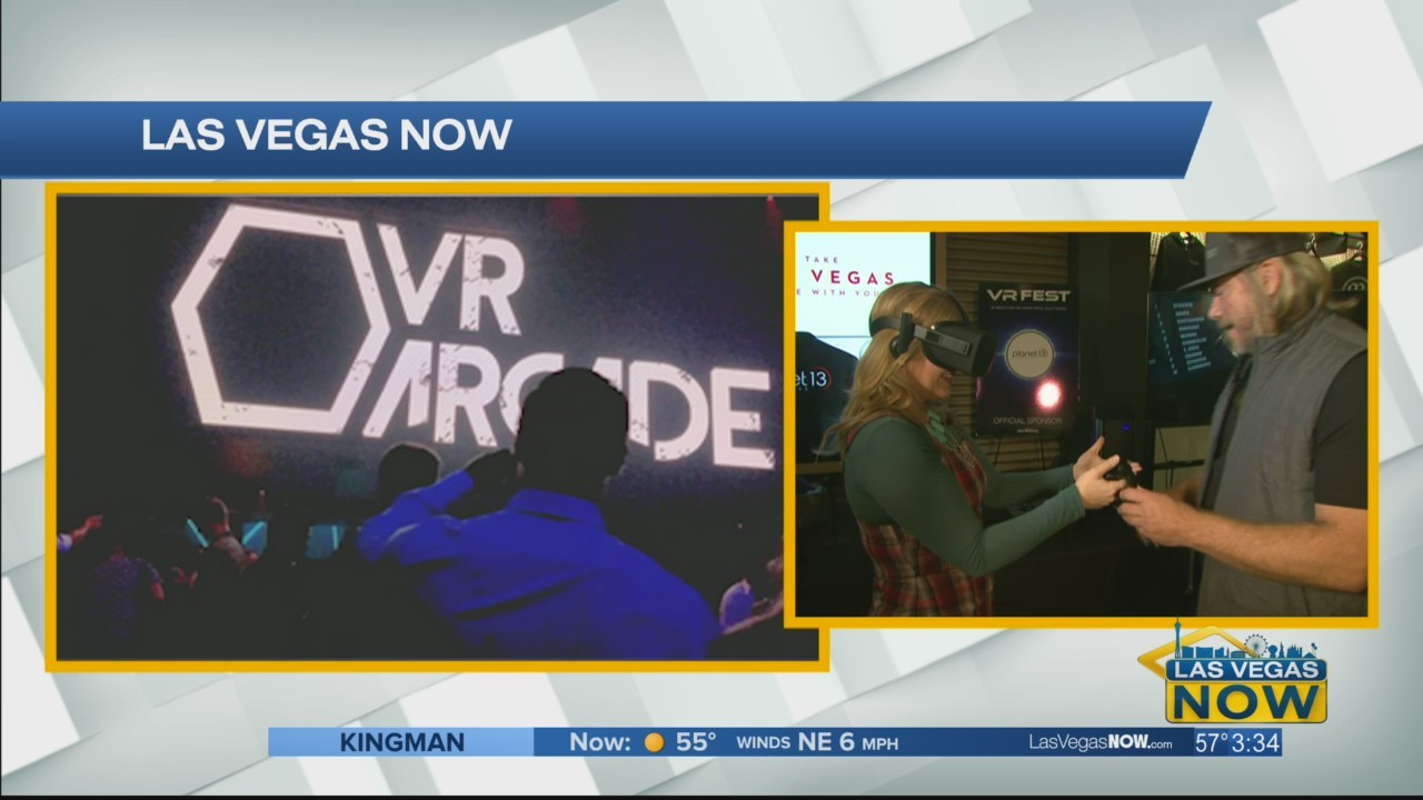 Experience the latest in VR