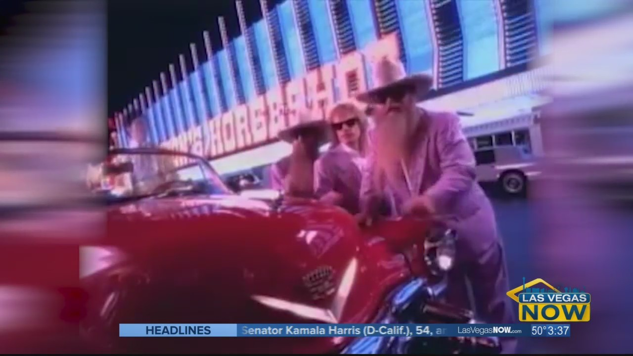 JC catches up with ZZ Top