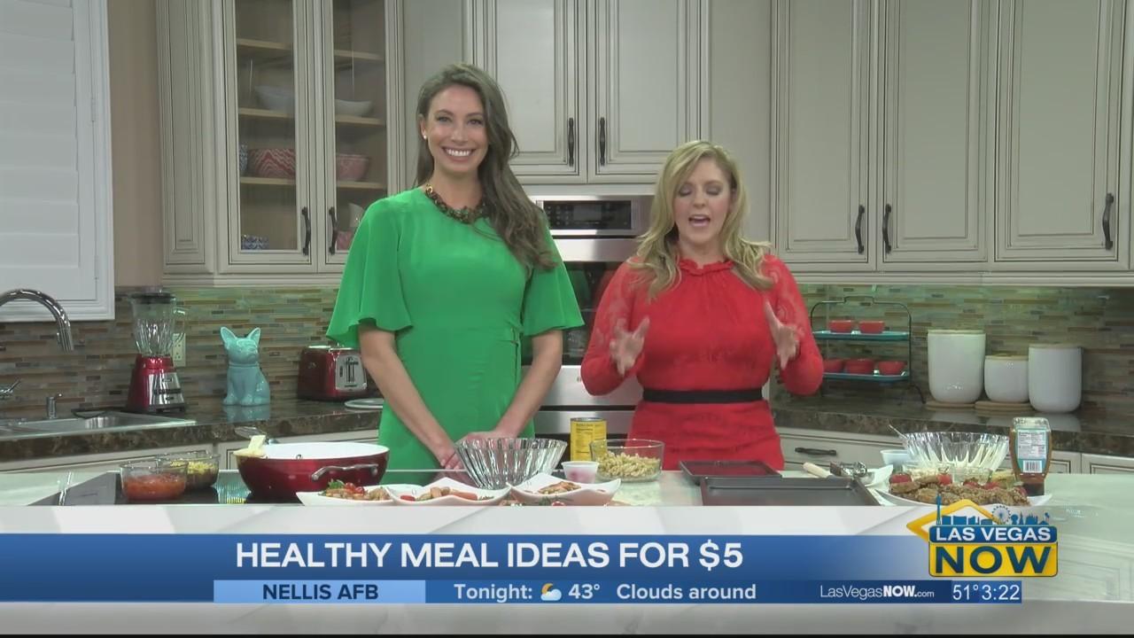 JustBeingVegan.com on healthy meal ideas for $5
