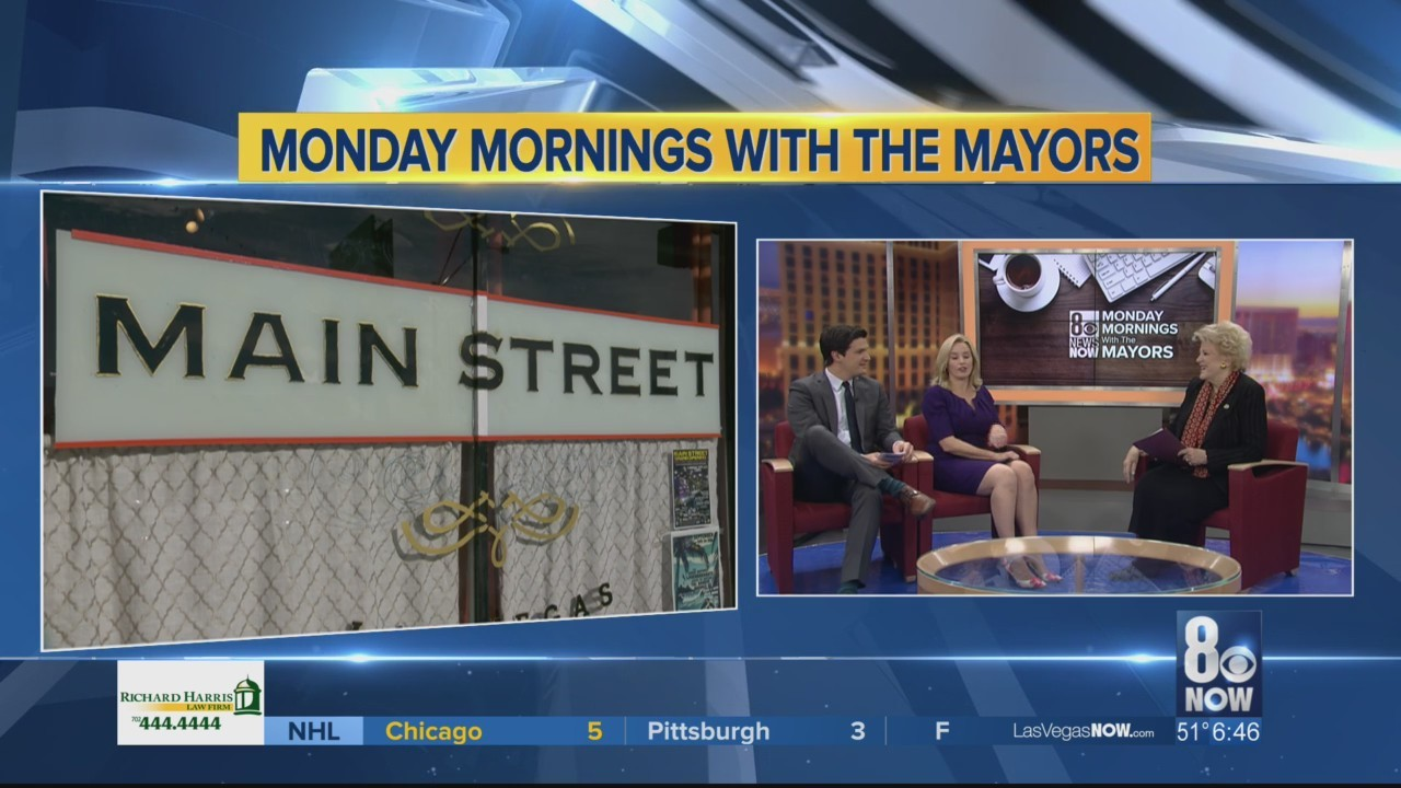 Monday Morning with Mayor Goodman
