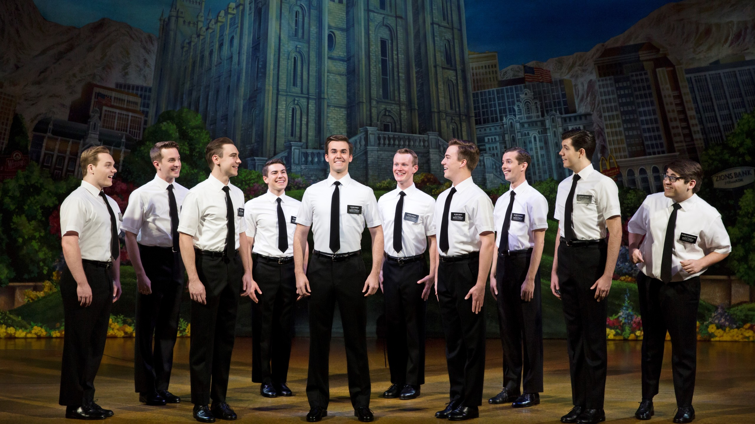 The Book  of Mormon_1548873231709