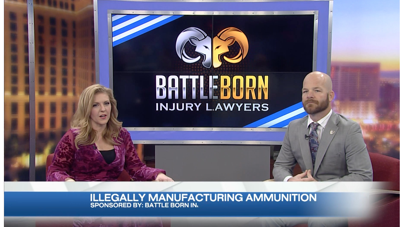 Battle Born lawyers on illegally manufactured bullets