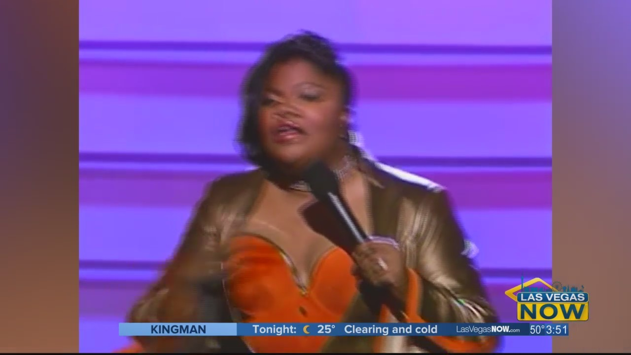 Comeidans Mo'Nique and Correy Bell bring the laughs to LVN