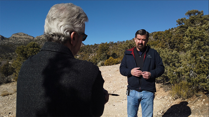 I-Team: Nevada Triangle\'s unexplained disappearances
