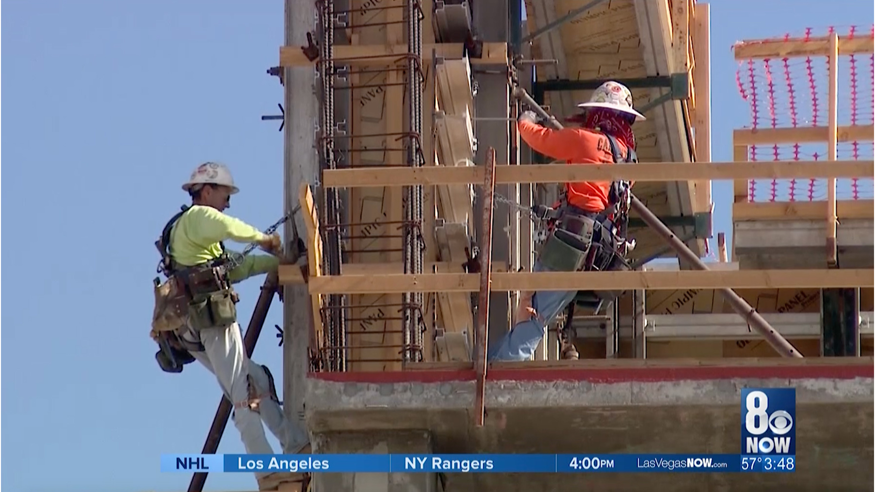 Penta Building Group keeps safety first