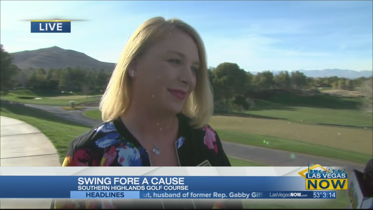 Take a swing to help St. Jude's Ranch