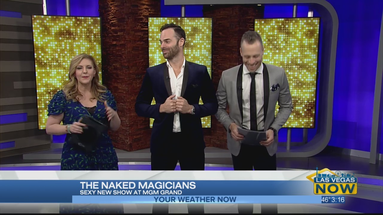 The Naked Magicians is a new R rated show