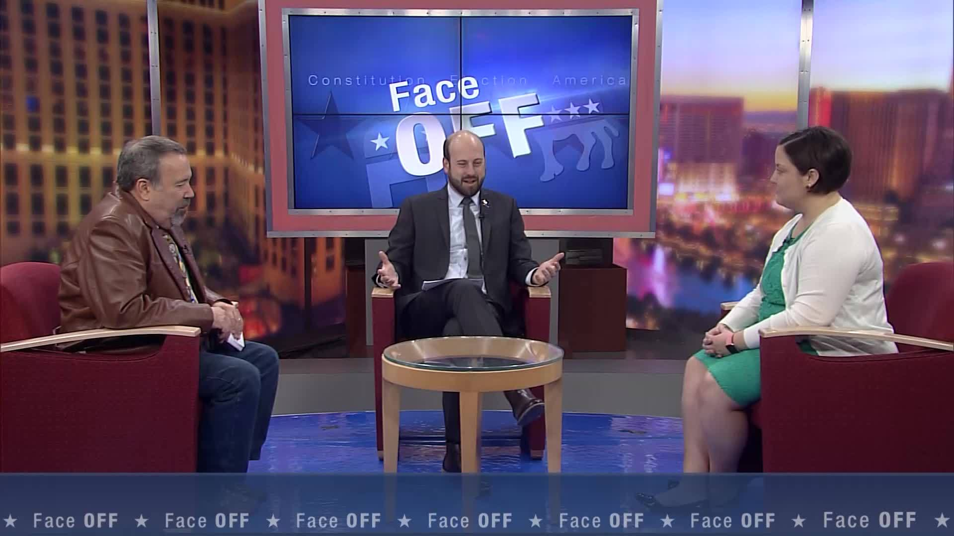 WEB EXTRA: Face Off: 2/2/2019