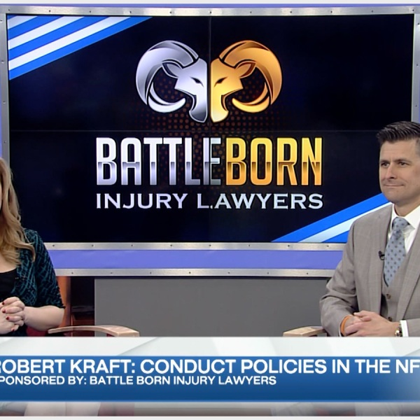 Battle Born Lawyers discuss the recent Robert Kraft allegations
