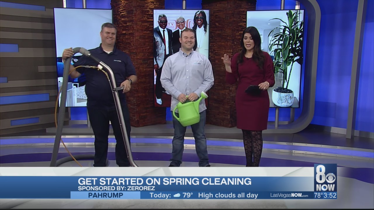 Get started on spring cleaning with Zerorez