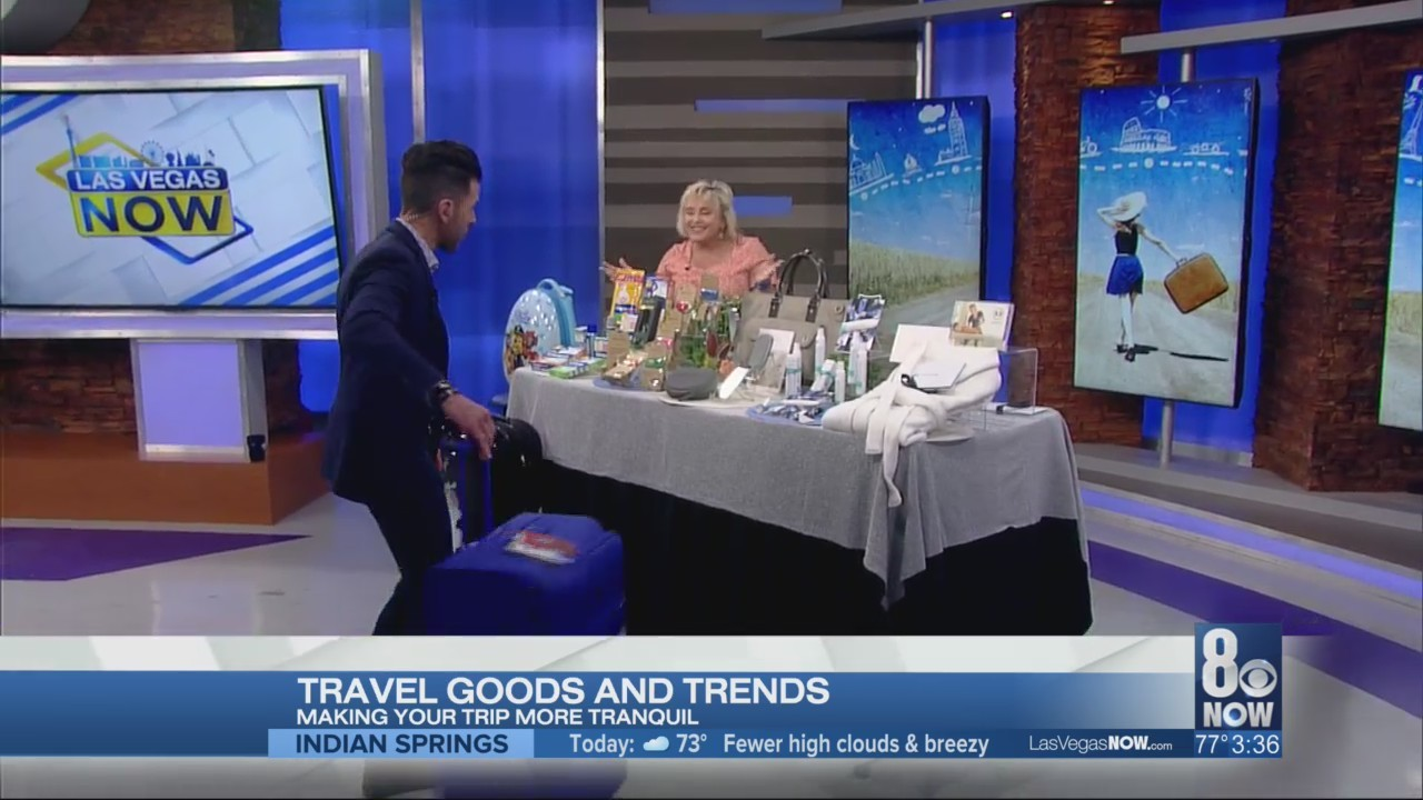 Travel goods and trends with Dawn's Corner