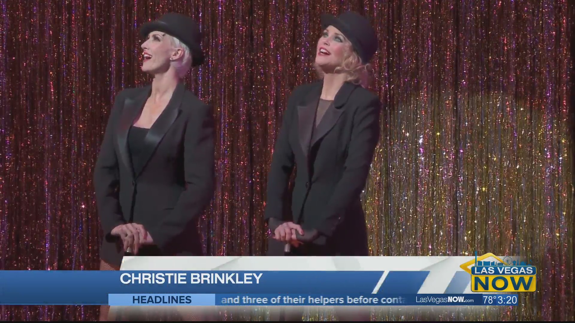 Christie Brinkley is starring in Chicago the musical