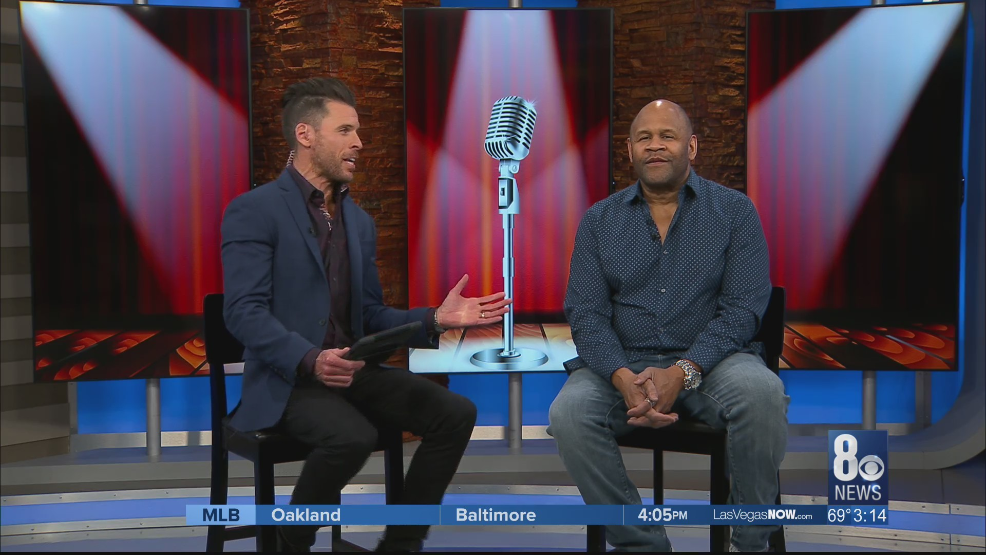 Comedian Rondell Sheridan is coming to the Laugh Factory