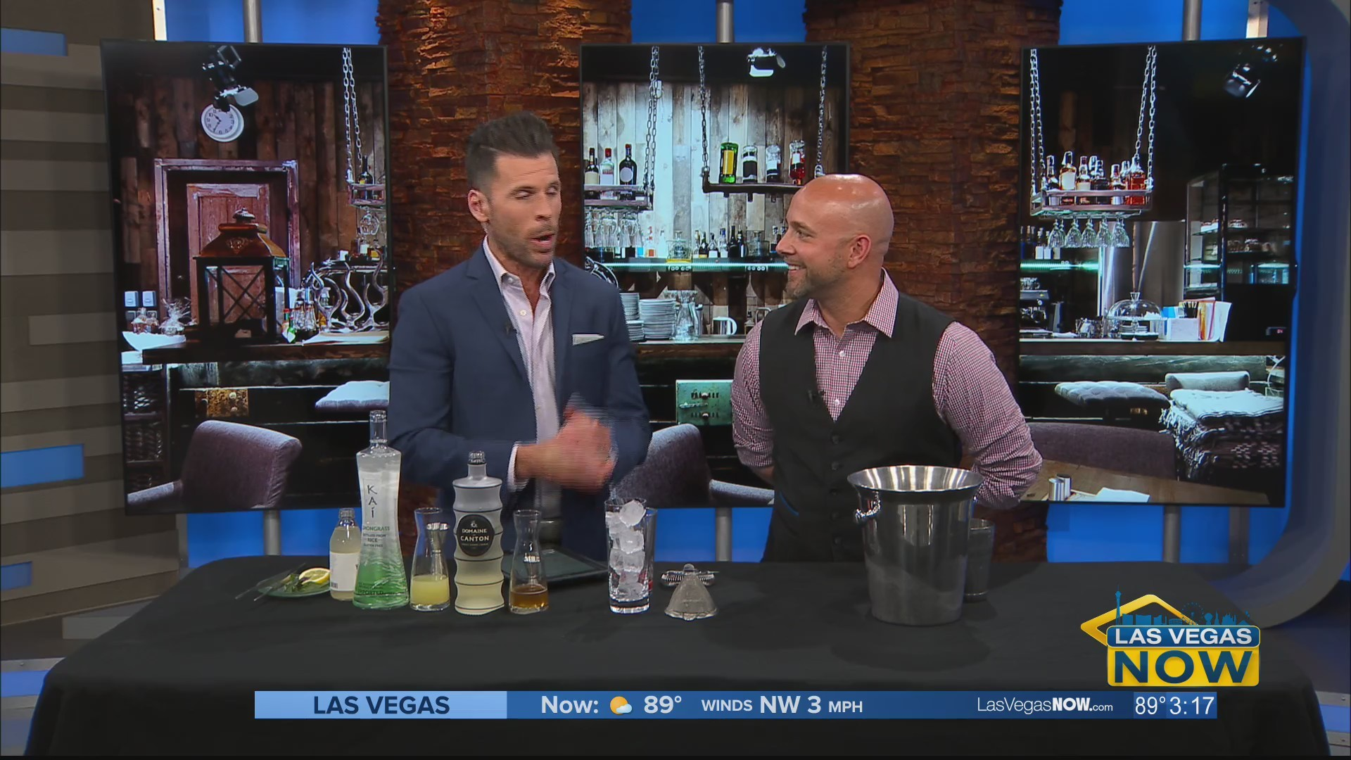 Creating cool concoctions with Hakkasan Group