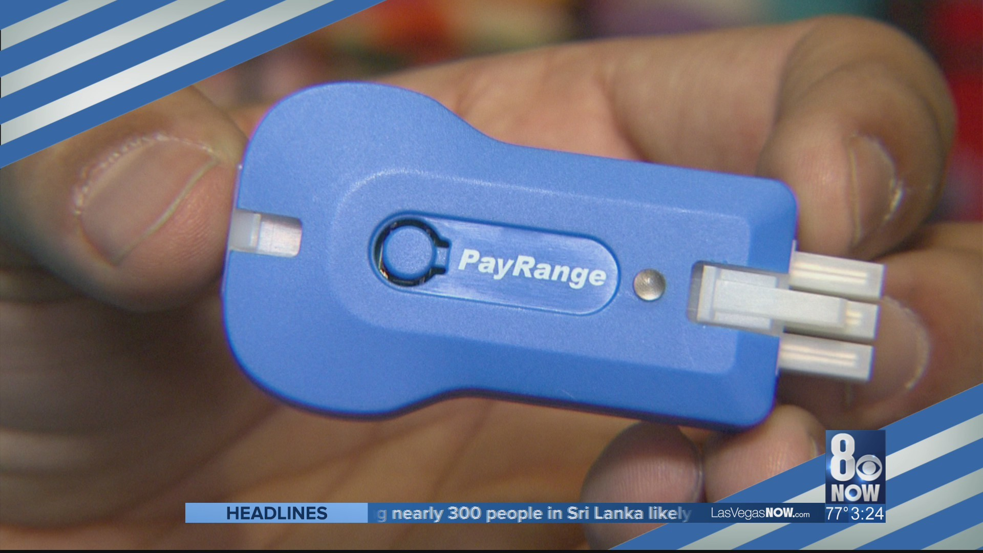 Easy mobile payments to people or machines with PayRange