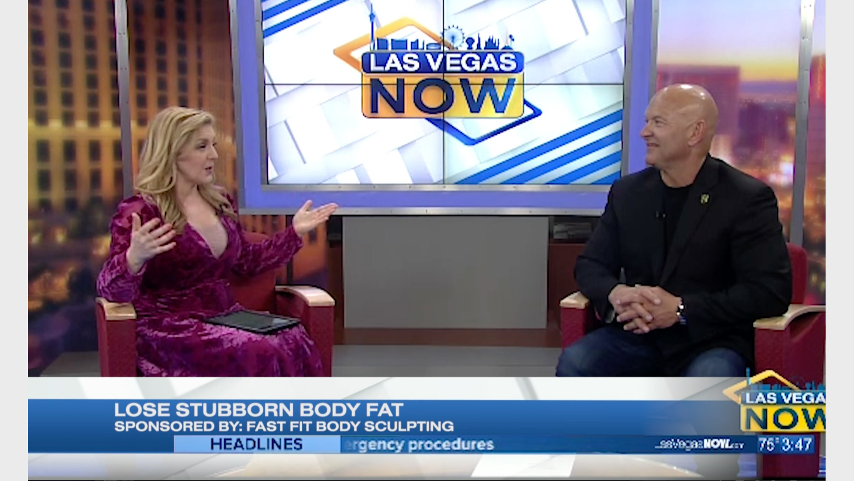 Fast Fit is using new tech to help Vegas lose weight