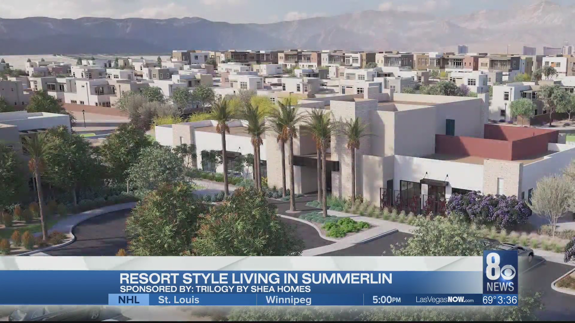 It's the perfect time to checkout Trilogy By Shea Homes in Summerlin