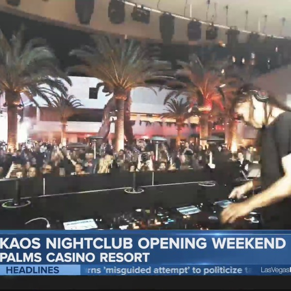 KOAS takes over Las Vegas this weekend