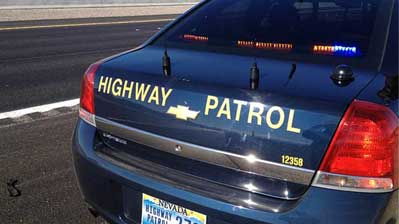 UPDATE: NHP involved in shooting on Mount Charleston