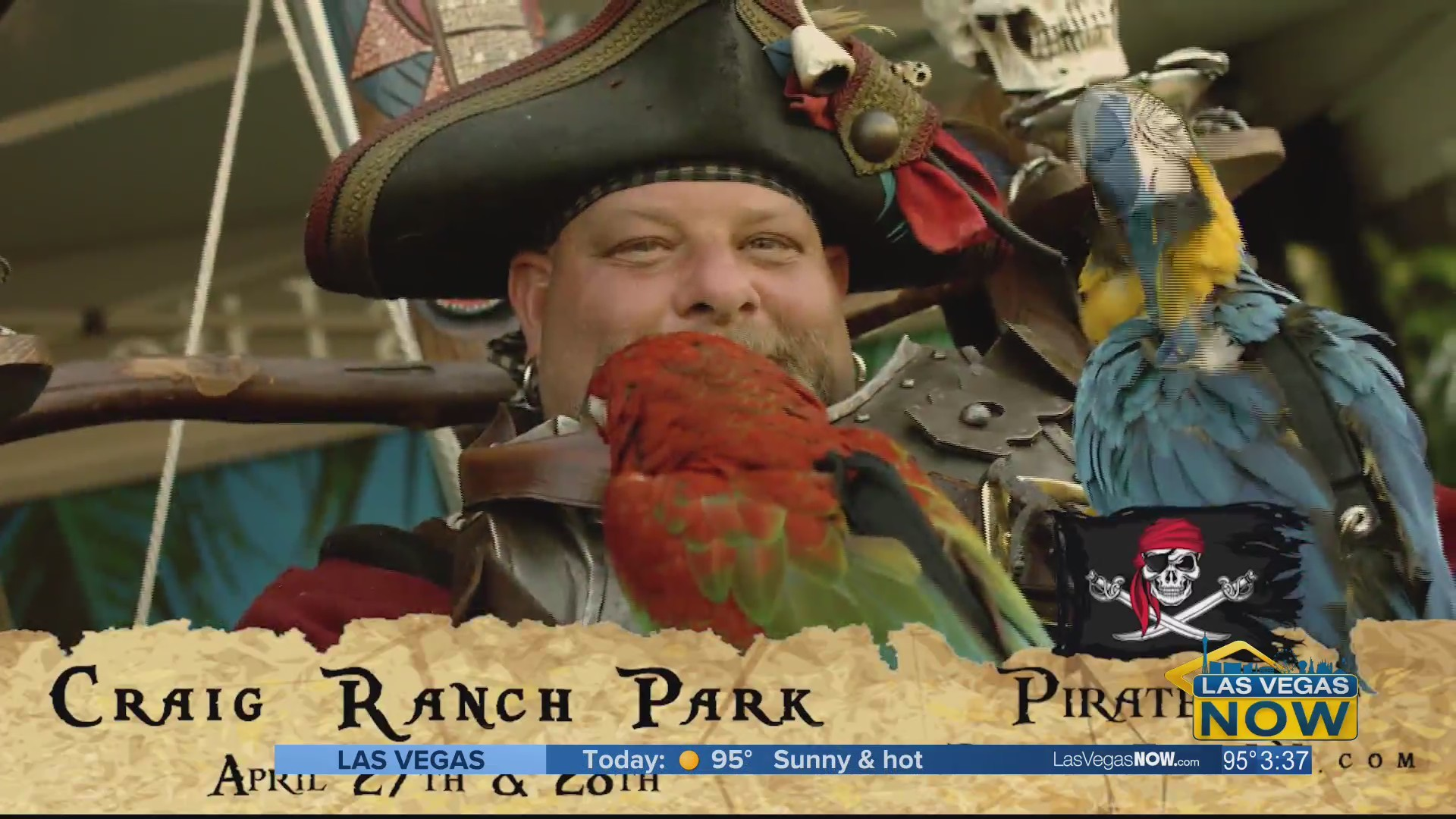 Pirate Fest is back