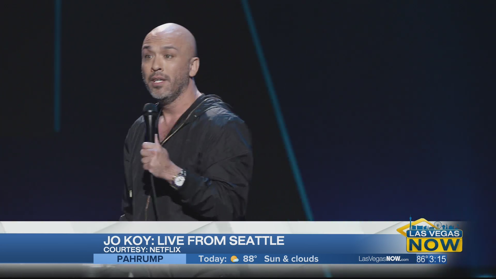 Breaking the mold with comedian Jo Koy